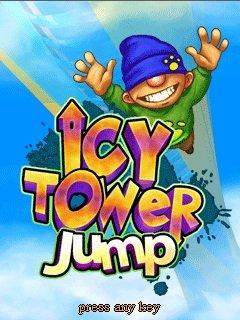 دانلود بازی موبایل Icy Tower Jump با فرمت جاوا