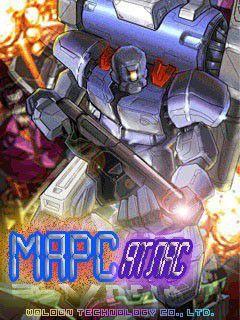 بازی موبایل جدید Mars Atlas با فرمت جاوا