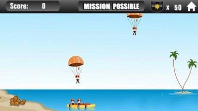 دانلود بازی جاوا سرگرم کننده Mission Possible 1.0