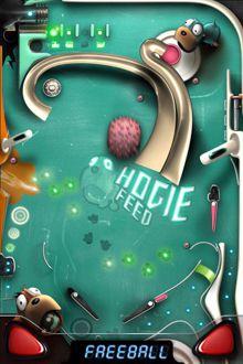 دانلود بازی برای نوکیا سیمبیان ۳ – Monster Pinball