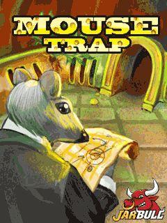 بازی موبایل به صورت جاوا Mouse Trap برای دانلود