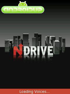 نرم افزار جی پی اس ( GPS ) آندروید با Ndrive