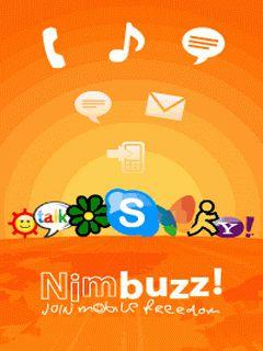 جدیدترین نرم افزار چت موبایل Nimbuzz 3.2.2 برای گوشی های نوکیا