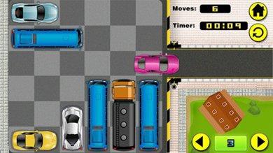 دانلود بازی جاوا سرگرم کننده Parking Escape