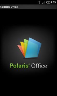 دانلود نرم افزار ویرایشگر اسناد آفیس Polaris Office 3.0 برای آندروید
