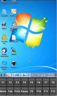 مدیریت دسکتاپ با موبایل Remote Desktop Version 2.11.1 برای آندروید