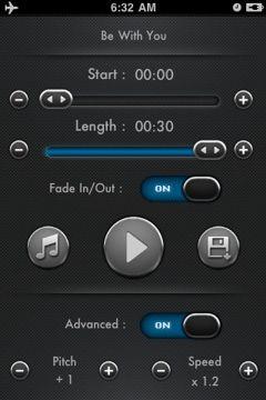 ساخت و ویرایش رینگتون با RingtoneMaker Pro در آیفون و آیپاد تاچ