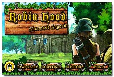 بازی موبایل آندروید معروف Robin Hood 1.2 به صورت رایگان