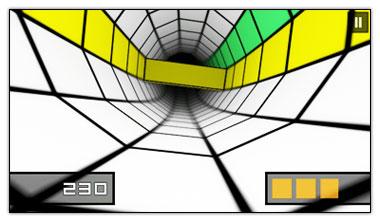 دانلود بازی نوکیا تونل سرعت Speedx برای سیمبیان ۳