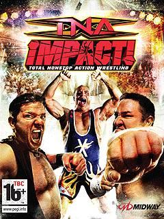 دانلود بازی موبایل TNA iMPACT با فرمت جاوا
