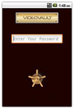 نرم افزار آندروید قرار دادن رمز بر روی گالری فیلم با VideoVault v2.8.19