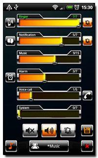 نرم افزار تنظیم دستی صداهای مختلف گوشی در آندروید با Volume Ace v2.1.0