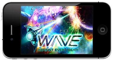 دانلود بازی Wave: Against every BEAT برای آیفون و سیمبیان ۳