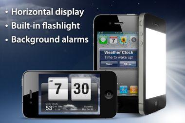 دانلود نرم افزار چند کاره Weather Clock Pro برای آیفون و آیپاد تاچ
