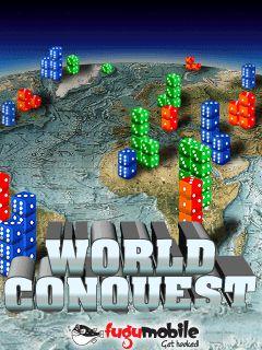 بازی موبایل سرگرم کننده World Conquest به صورت جاوا