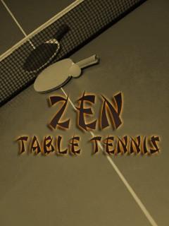 بازی موبایل تنیس روی میز Zen Table Tennis به صورت جاوا