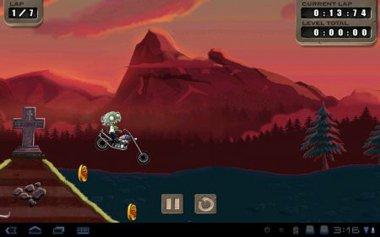 دانلود بازی نوکیا سیمبیان ۳ – Zombie Rider 1.00