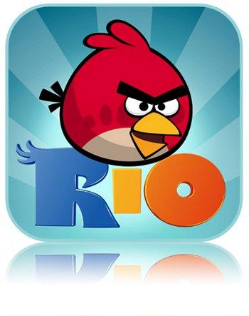 نسخه پایانی بازی پرندگان عصبانی Angry Birds Rio 1.3.0 برای سیمبیان ۳ و iOS