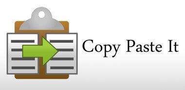 دانلود نرم افزار کپی کرده ساده متن Copy Paste It v4.1 –  اندروید