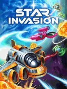 دانلود بازی موبایل سرگرم کننده Star Invasion با فرمت جاوا