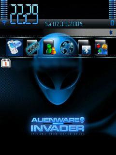 تم موبایل – AlienWare برای گوشی های نوکیا سری ۶۰ ویرایش ۳
