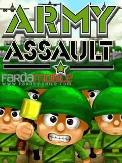 بازی موبایل - Army Assault