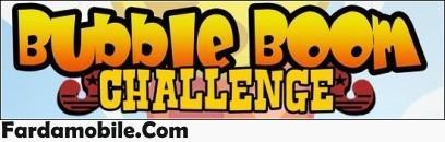 بازی موبایل Bubble Boom Challenge