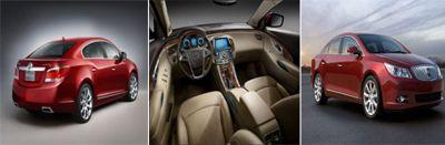 عکس ماشین Buick LaCrosse Pricing