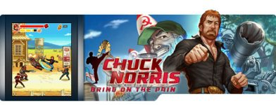 بازی موبایل Chuck Norris: Bring On The