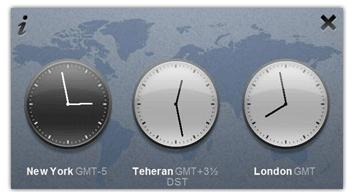 Clock Touch v1.0