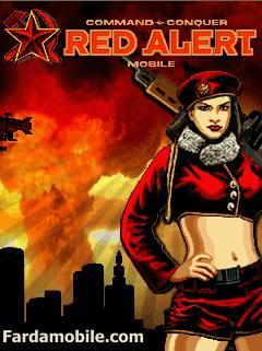 بازی استراتژیک Command & Conquer Red Alert برای موبایل – جاوا