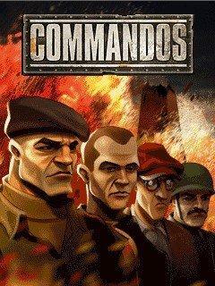 بازی موبایل : Commandos