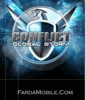 بازی جاوا Conflict Global Storm