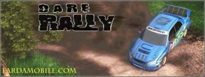 بازی جاوا رالی Dare Rally برای موبایل