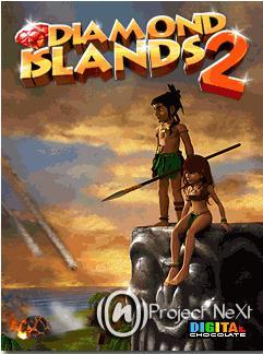 بازی موبایل Diamond Islands 2 به صورت جاوا