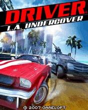 بازی راننده Driver LA Undercover جاوا