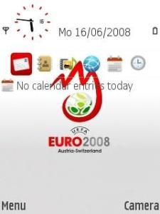 تم Euro 2008