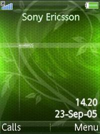 تم بسیار زیبای ExelioOS برای سونی اریکسون