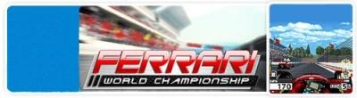 بازی موبایل سبک فرمول ۱ Ferrari World Championship 2009