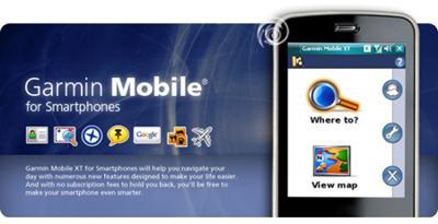 ورژمن جدید Garmin Mobile XT 5.00.60 برای نوکیا سری ۶۰ ویرایش ۵ و۳