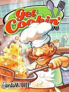 بازی آشپزی برای موبایل Get Cookin