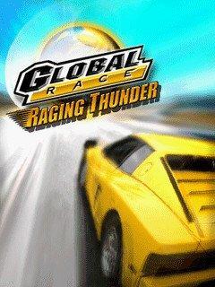 بازی موبایل Global Race: Raging Thunder برای گوشی های نوکیا