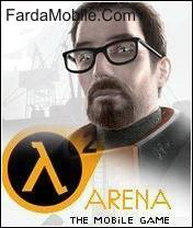 بازی موبایل – Half-life arena 3D