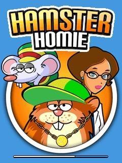 بازی زیبا و سرگرم کننده ی Hamster Homie – بازی جاوا