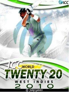 بازی موبایل ICC World Twenty 20: West Indies 2010 – برای نوکیا