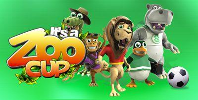 بازی موبایل It's A Zoo Cup برای دانلود