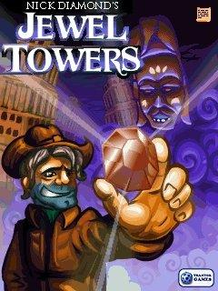 بازی جاوا برای گوشی های سونی اریکسون Jewel Towers