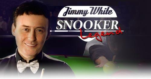 بازی موبایل اسنوکر به صورت جاوا Jimmy Whites:Snooker Legend
