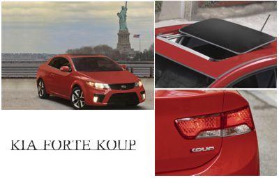 ۲۰۱۰ Kia Forte Koup – کیا