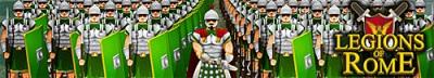 بازی جاوا موبایل Legions of Rome
